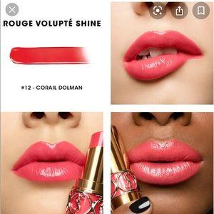 Brand New! YSL Lip Shine in #12